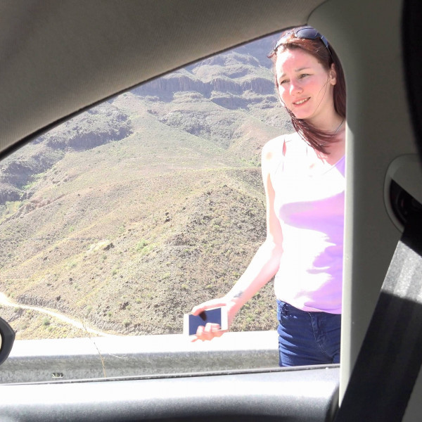 Hitchhiker on Gran Canaria - Photo 2 / 16